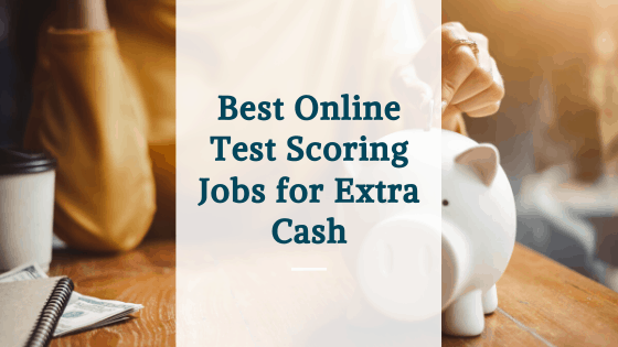 online test scoring jobs