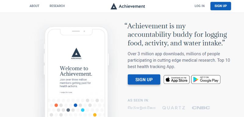 achievement apps that pay you to walk