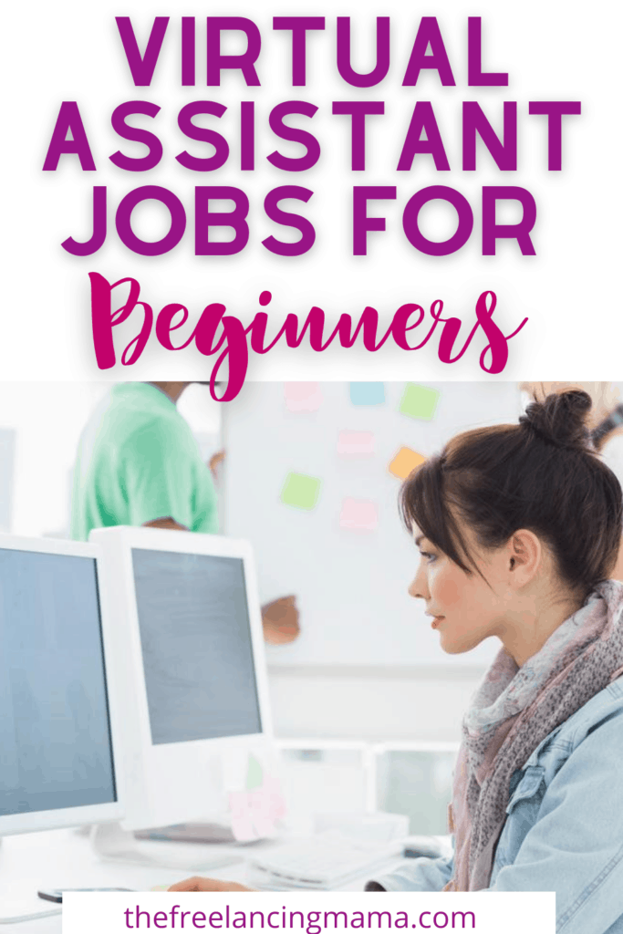 virtual assistant jobs for beginners