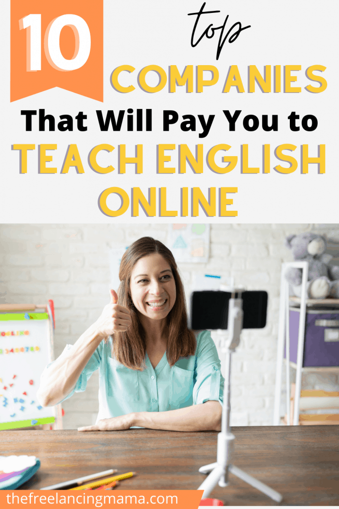 teaching English online is one of the best work from home opportunities. Learn tips for teaching English from home here.