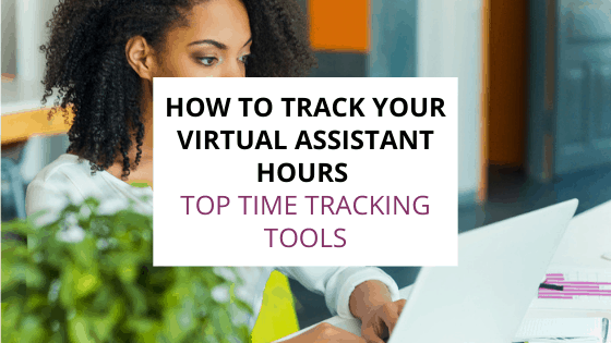 how to track virtual assistant hours